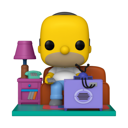 Funko POP! Vinyl: Simpsons- Couch Homer #909