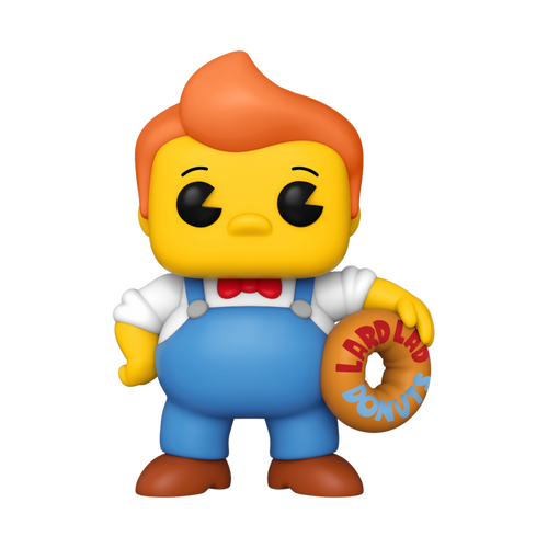 "Funko POP! Vinyl: Simpsons - 6"" Lard Lad #906"