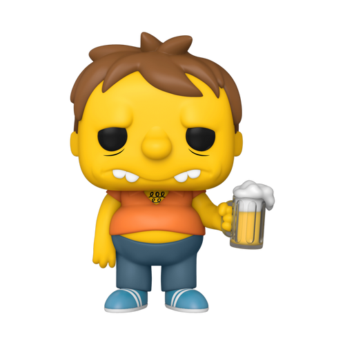 Funko POP! Vinyl: Simpsons - Barney Gumble #901