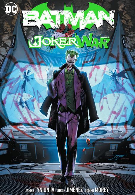 Batman HC Vol 2 The Joker War