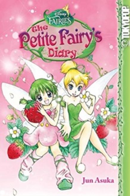 Disney Manga: Fairies - The Petite Fairy's Diary