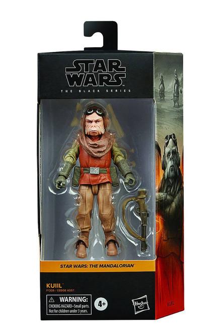 """Star Wars Black Series 6"""" Kuiil Action Figure"""