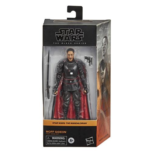 "Star Wars Black Series 6"" Moff Gideon Action Figure"