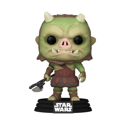 Funko POP! Vinyl: Star Wars: The Mandalorian - Gamorrean Fighter #406