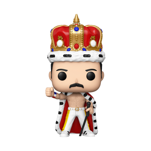 Funko POP! Vinyl: Queen - Freddie Mercury King #184