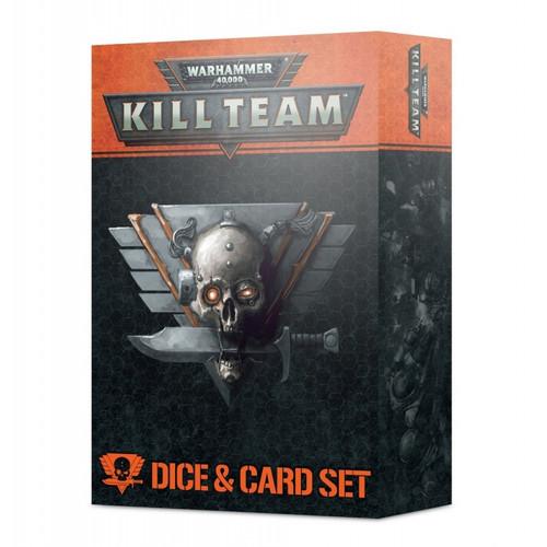 Kill Team: Dice & Card Set
