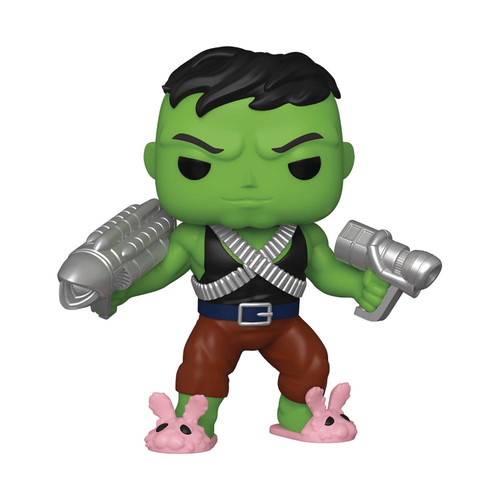 Funko POP! Vinyl: Marvel - Professor Hulk #705