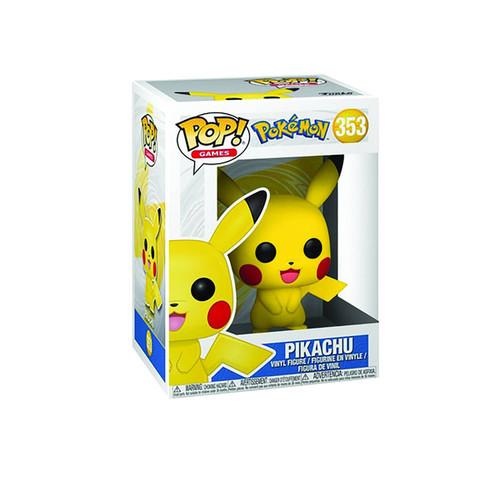 Funko POP! Vinyl: Pokemon - Pikachu #353
