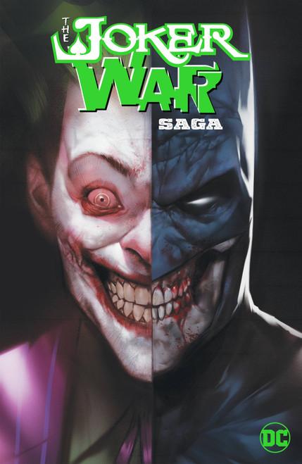 Joker War Saga HC