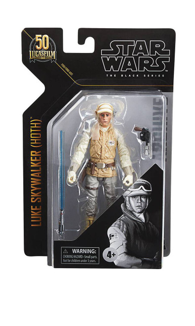 "Staw Wars: Black Archives 6"" - Luke Hoth Action Figure"