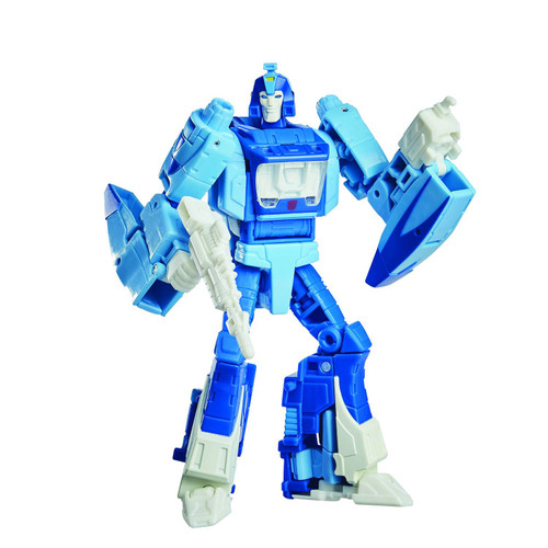 Transformers: Gen Studio Ser Dlx 86 - Blurr Action Figure