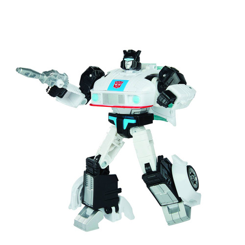 Transformers: Gen Studio Ser Dlx 86 - Jazz Action Figure