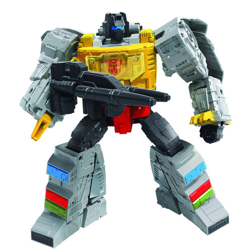Transformers: Gen Studio Ser Lea 86 - Grimlock Action Figure
