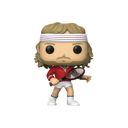 Funko POP! Vinyl: Tennis Legends - Bjorn Borg #04