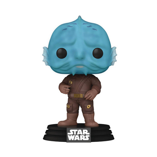 Funko POP! Vinyl: Mandalorian - Mythrol #404