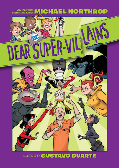 Dear Dc Supervillains