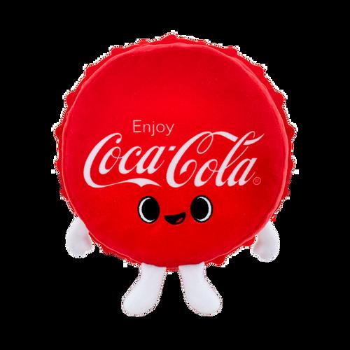 """Funko Plush: Coke- 7"""" Coca-Cola Bottle Cap"""