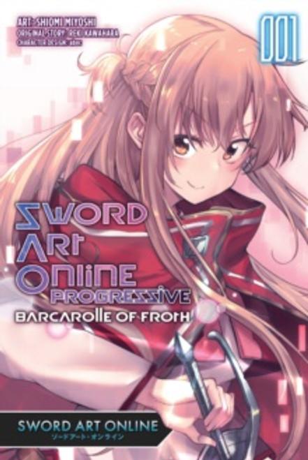 Sword Art Online Progressive Transient Barcarolle, Vol. 1