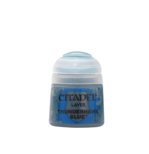 Citadel Colour: Layer: Thunderhawk Blue (12ml)