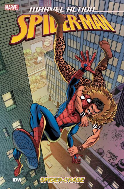 Marvel Action Spider-Man Book 2 Spider-Chase