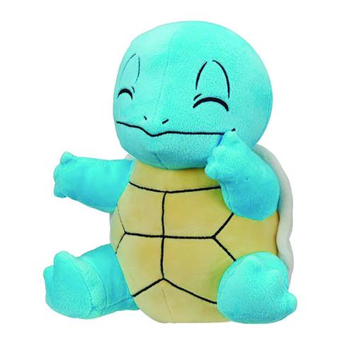 "Pokemon 8"" Plush Squirtle (2020 Pose)"