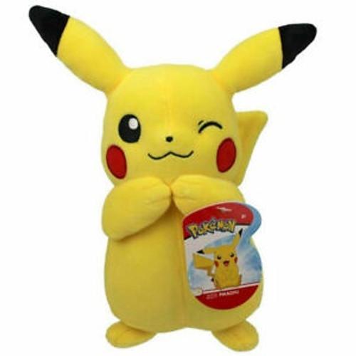 "Pokemon 8"" Plush Pikachu (2020 Pose)"
