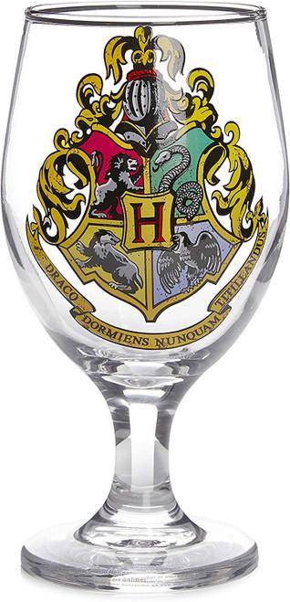 Harry Potter Hogwarts Crest Colour Change Tumbler Drinking Glass