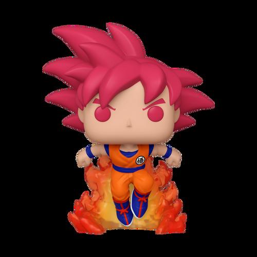 Funko POP! Vinyl: DBS - Super Saiyan God Goku #827