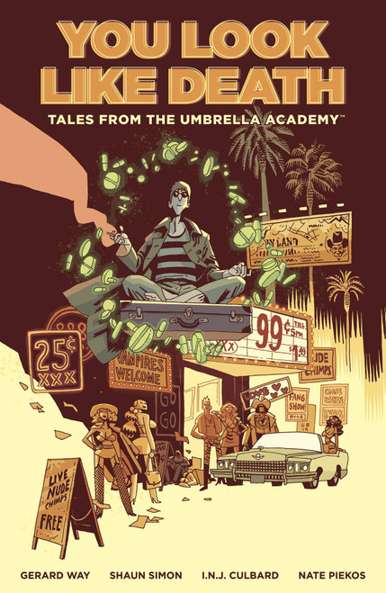 Tales From Umbrella Academy Vol 1 You Look Like Death!