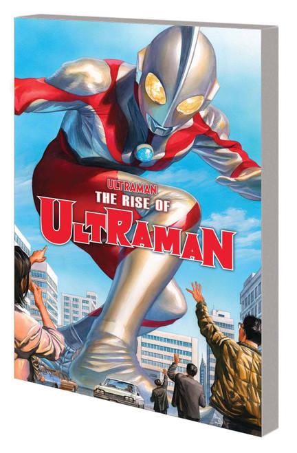 Ultraman Volume1 Rise Of Ultraman