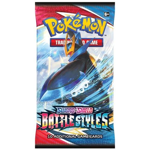 Pokemon TCG: Sword & Shield 5 - Battle Styles Booster