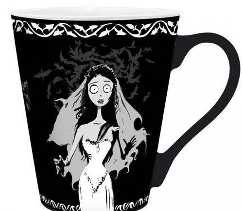 Corpse Bride Emily & Victor 250Ml Mug