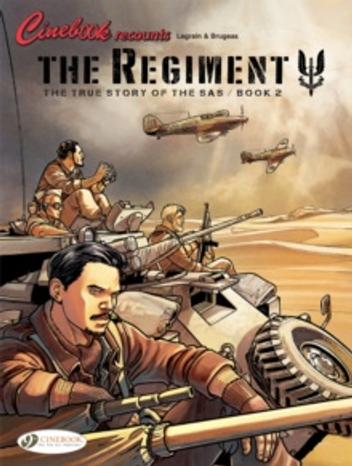 Regiment, The - The True Story Of The Sas Vol. 2