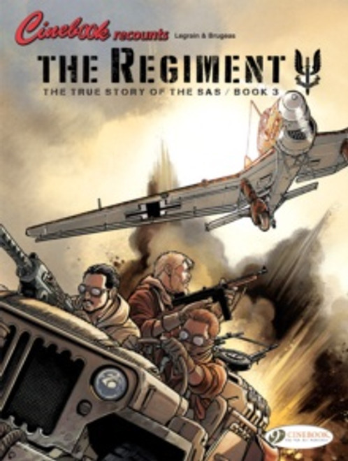 Regiment, The - The True Story Of The Sas Vol. 3