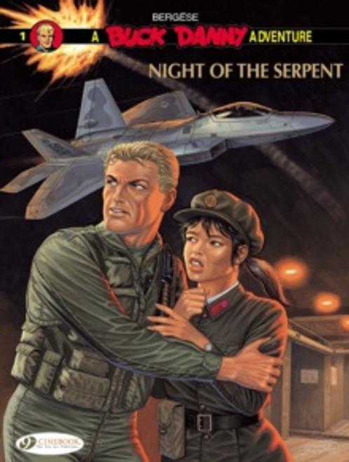 Buck Danny 1 - Night of the Serpent