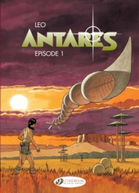 Antares Vol.1: Episode 1