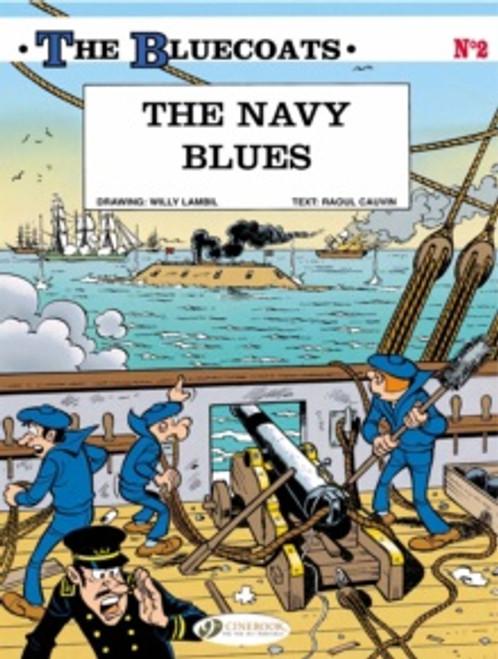 Bluecoats Vol. 2: The Navy Blues