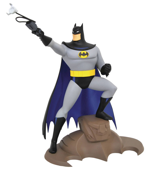 DC BATMAN TAS GALLERY BATMAN  PVC STATUE