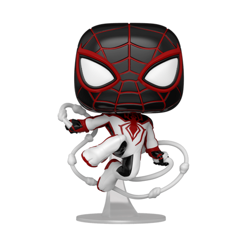 Funko POP! Vinyl: Spider-Man - Miles Morales (Track Suit) #768