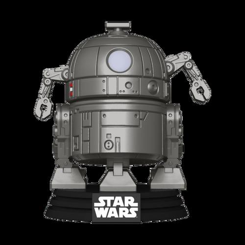 Funko POP! Vinyl: Star Wars: Concept - R2-D2 #424