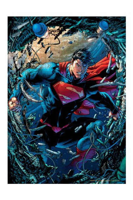 DC Comics Jigsaw Puzzle Superman 1000 piece