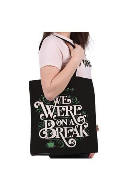 Friends Tote Bag Break
