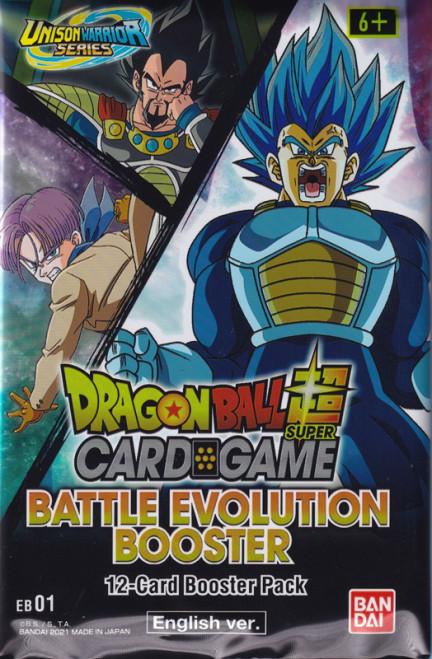 Dragon Ball Super CG: Battle Evolution Booster (EB-01)