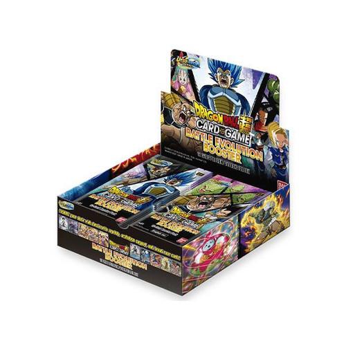 (Sealed Box of 24) Dragon Ball Super CG: Battle Evolution Boosters (EB-01)