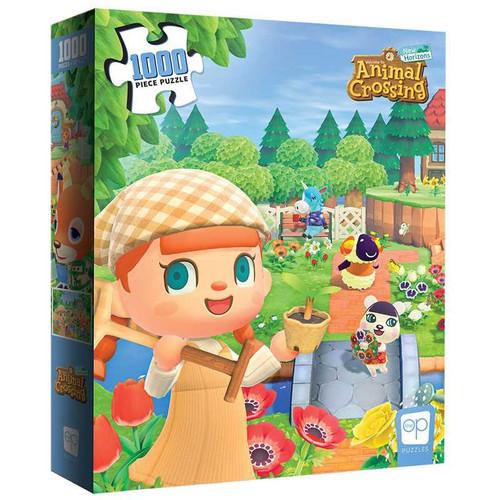 "Animal Crossing ""New Horizons"" 1000-Piece Puzzle"