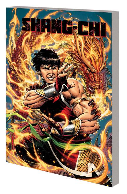 Shang-Chi By Gene Luen Yang Vol 1 Brothers And Sisters