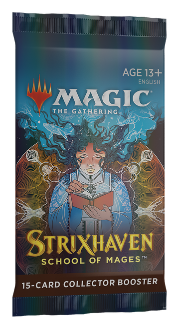 MTG: Strixhaven School of Mages Collector Booster