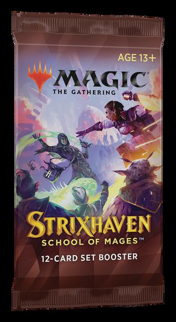 MTG: Strixhaven School of Mages Set Booster