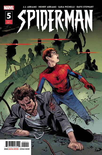 SPIDER-MAN #5 (OF 5)