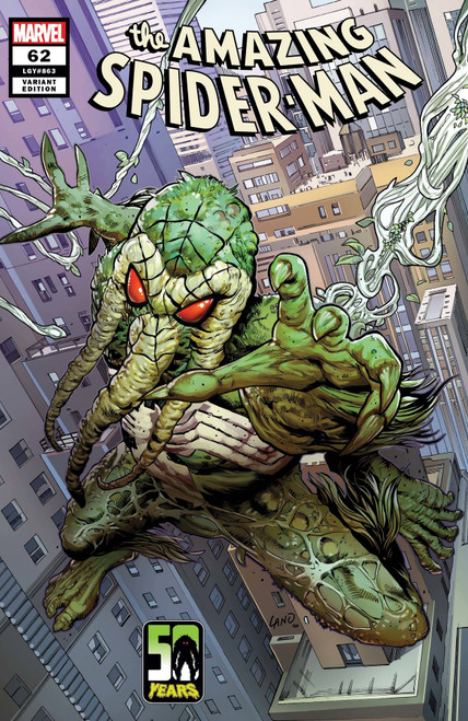 Amazing Spider-Man #62 Land Spider-Man-Thing Variant